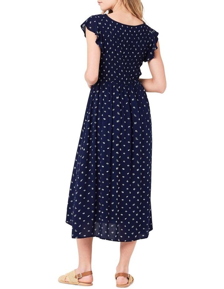 Bobbie Shirred Dress image 4