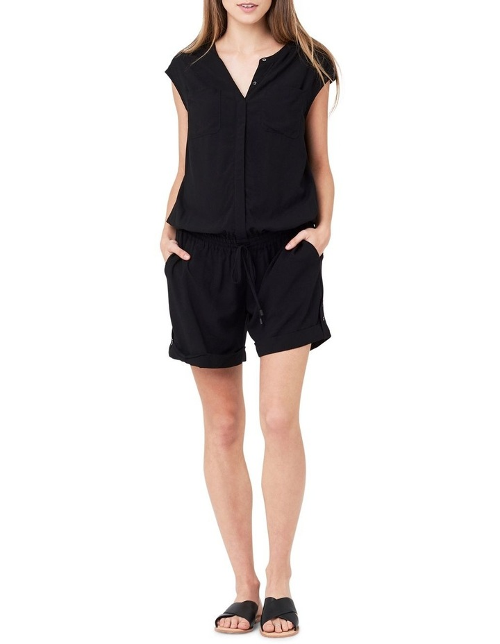 Button Up Playsuit image 1
