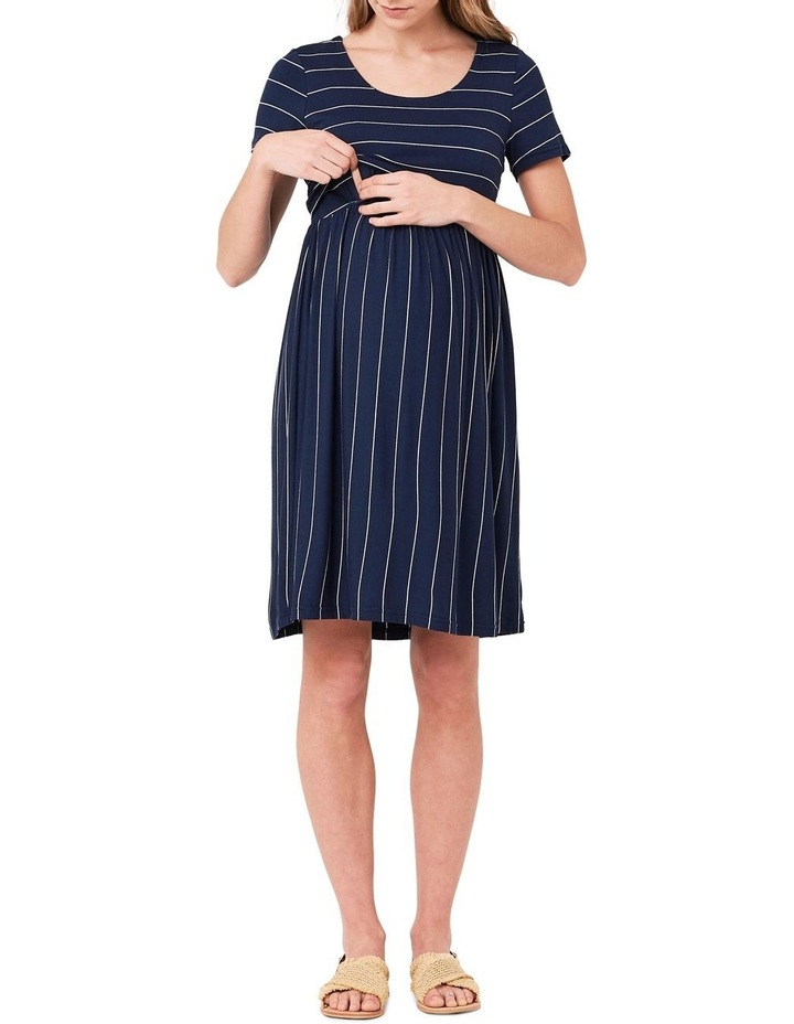 Crop Top Nursing Dress image 3