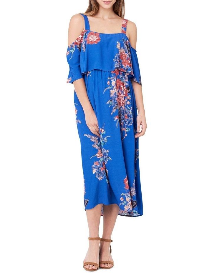 Lily Frill Nursing Dress image 1