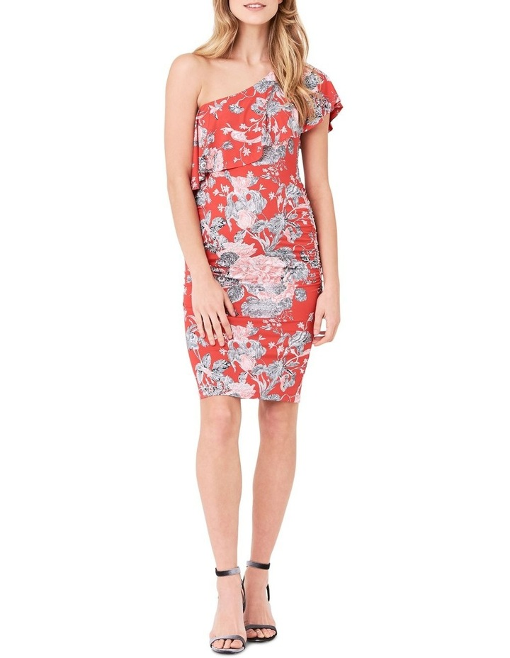 Lola One Shoulder Dress image 1