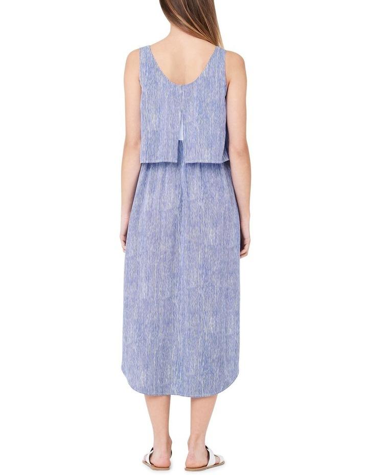 Stella Stripe Nursing Dress image 4