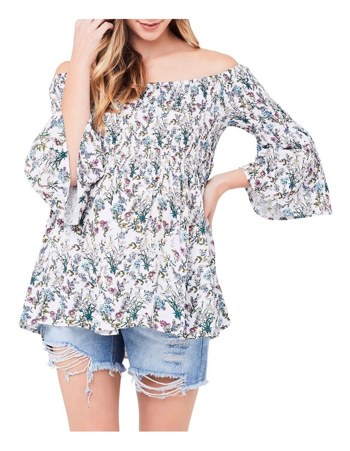 Willow Cold Shoulder Top image 1