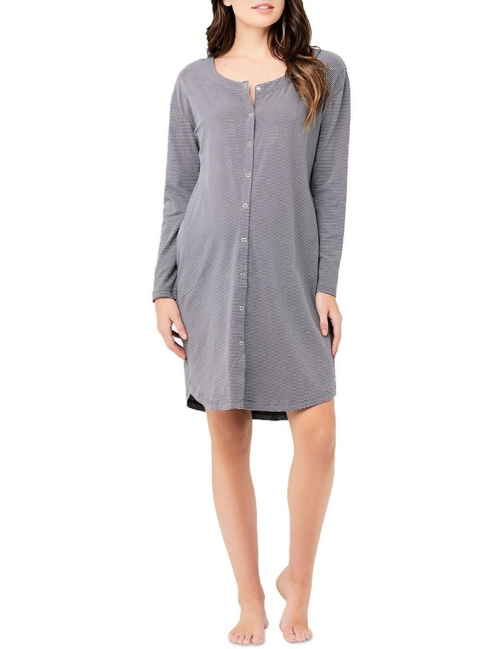 Blake Button Up Nightie image 1