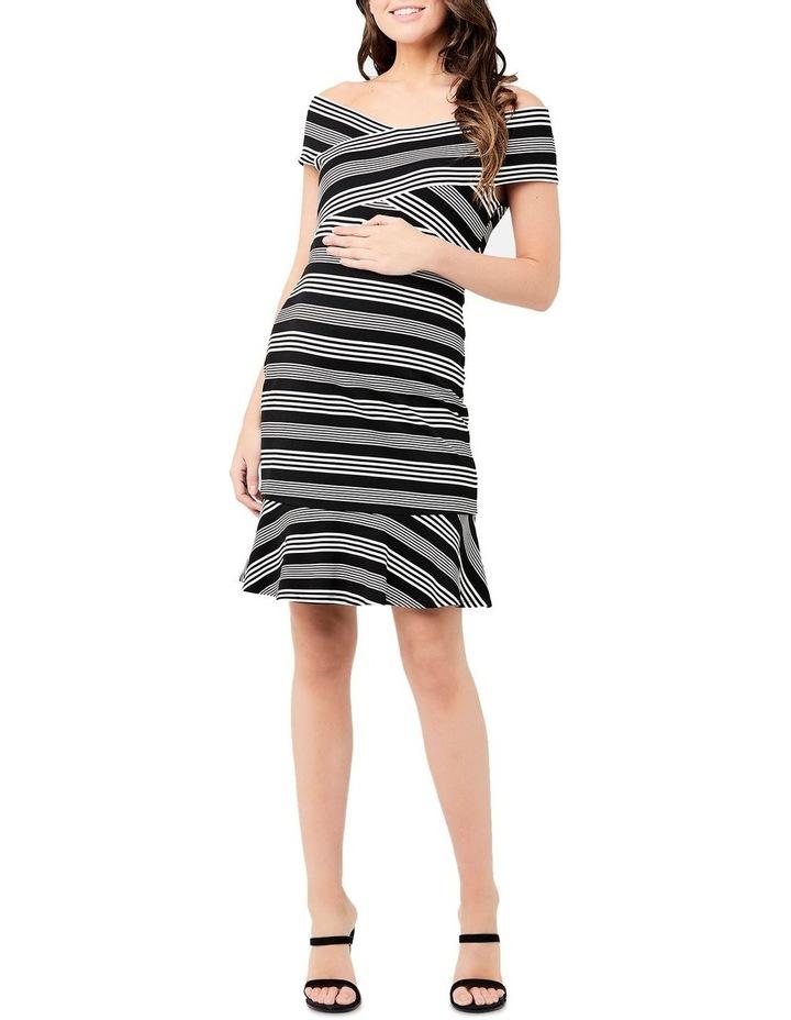 Chloe Stripe Dress image 1