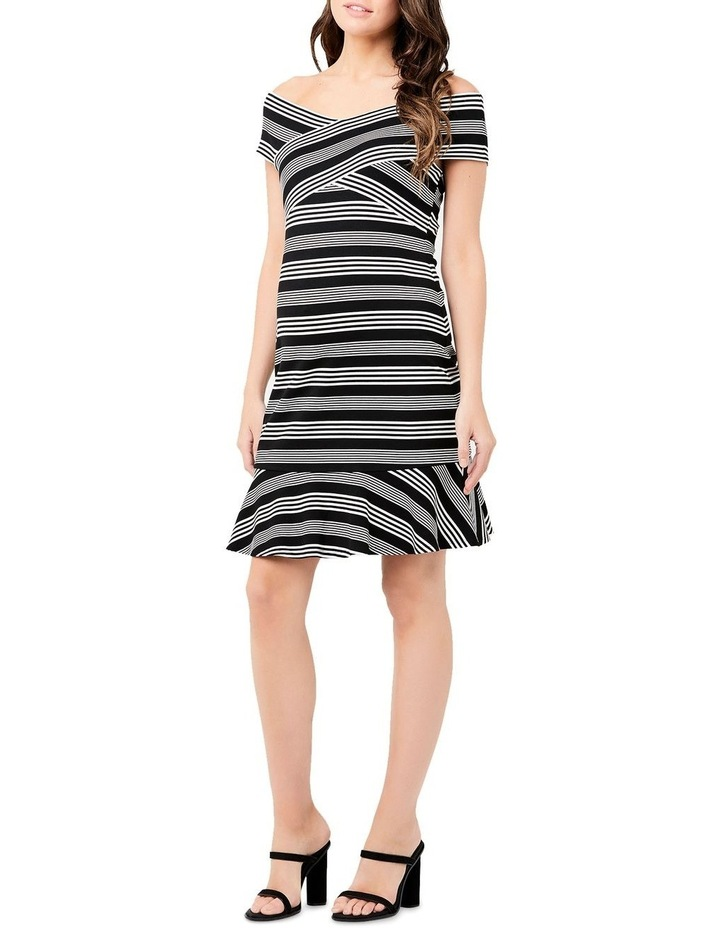 Chloe Stripe Dress image 2