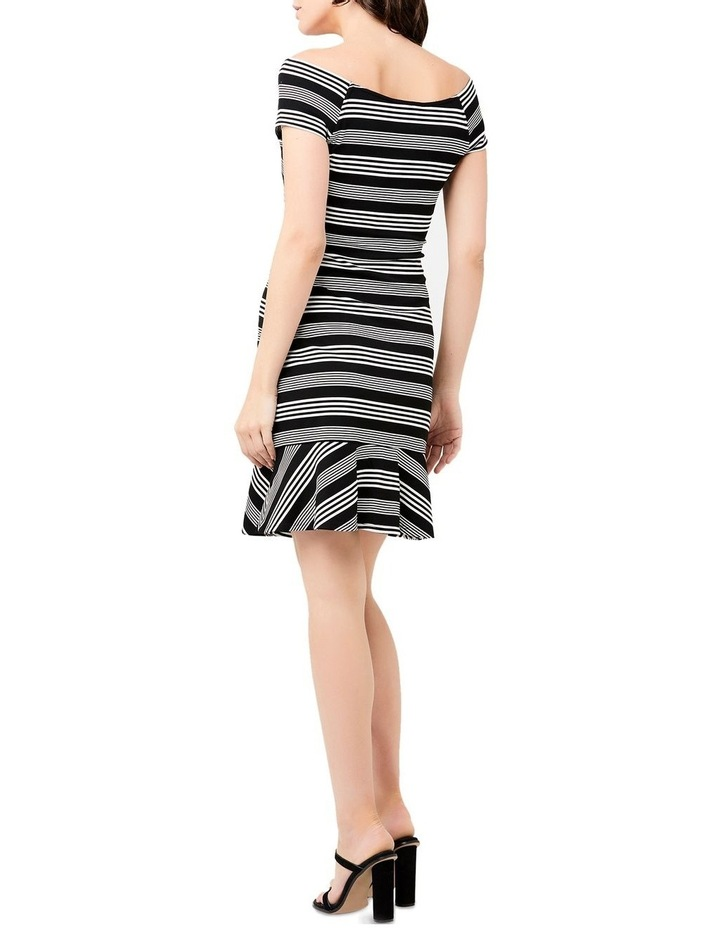 Chloe Stripe Dress image 4