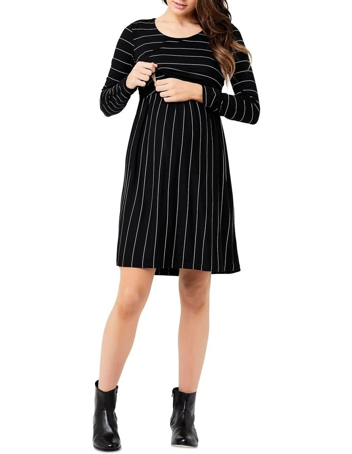 Crop Top Nursing Dress - LSlv image 2