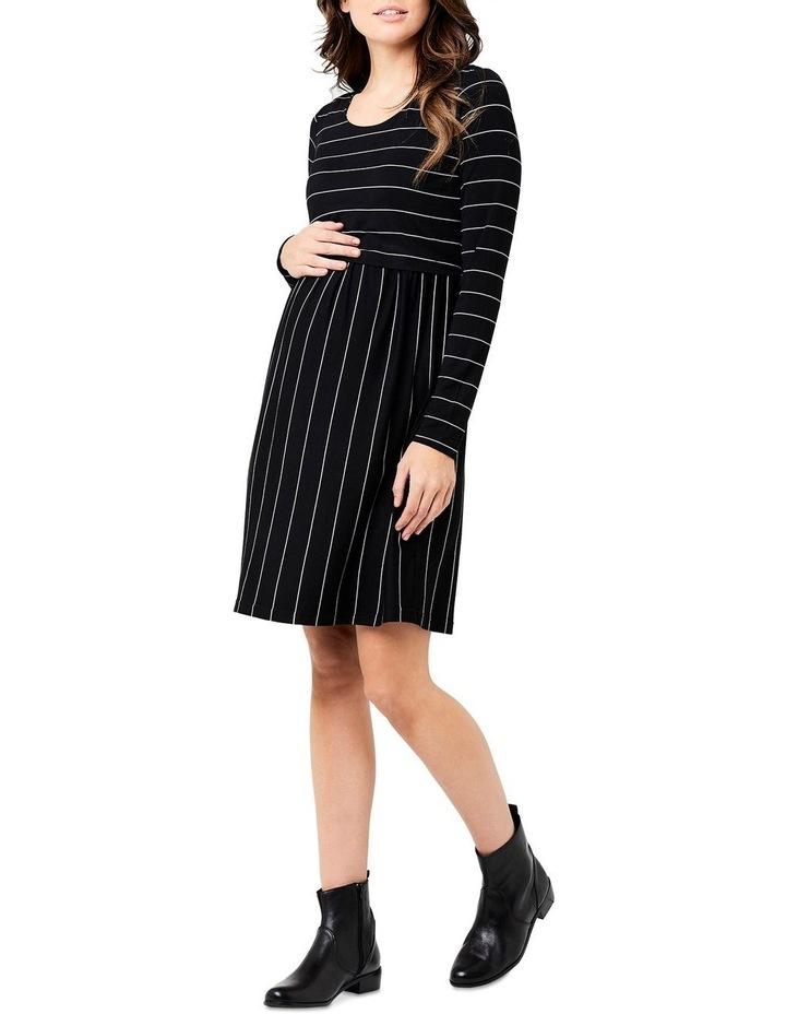 Crop Top Nursing Dress - LSlv image 3