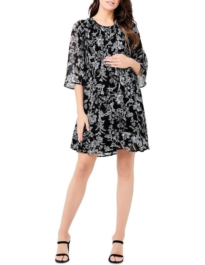 Faithfull Shirred Dress image 1