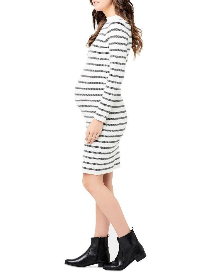 Grid Knit Dress image 2