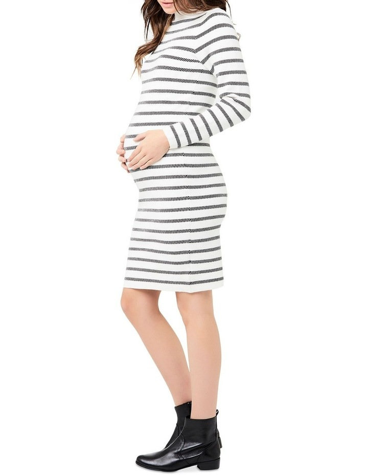 Grid Knit Dress image 3