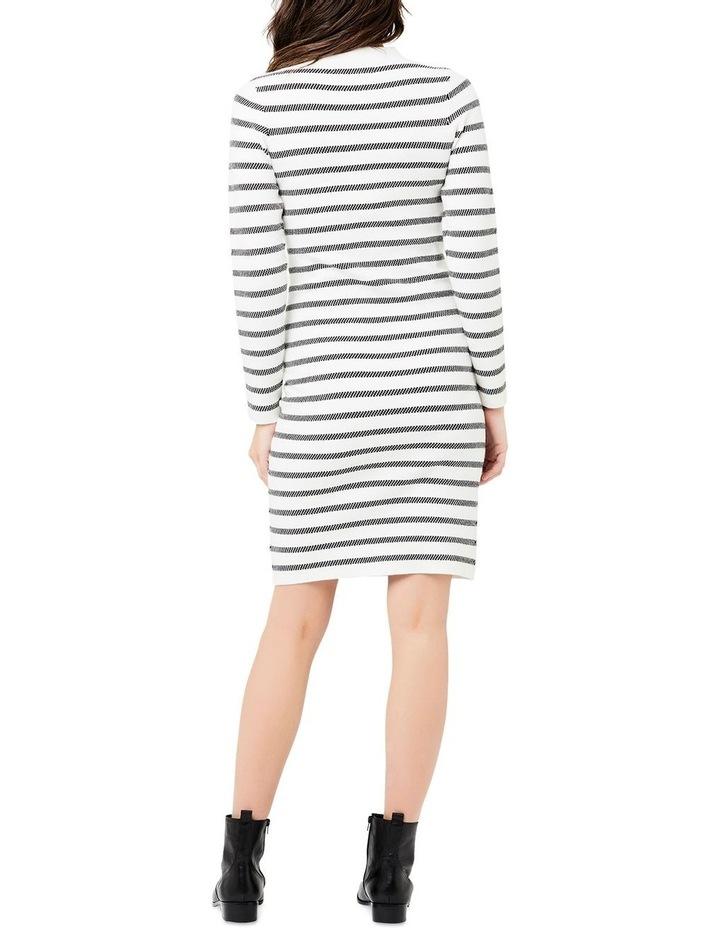 Grid Knit Dress image 4