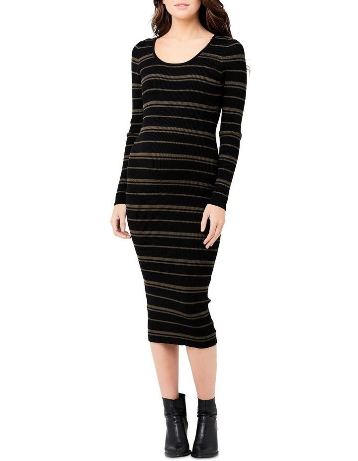 Jenna Rib Knit Dress image 1