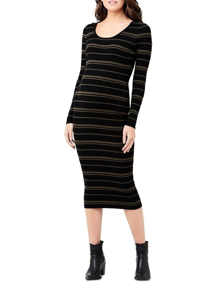 Jenna Rib Knit Dress image 2