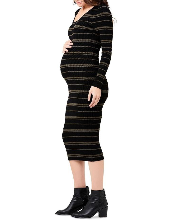 Jenna Rib Knit Dress image 3