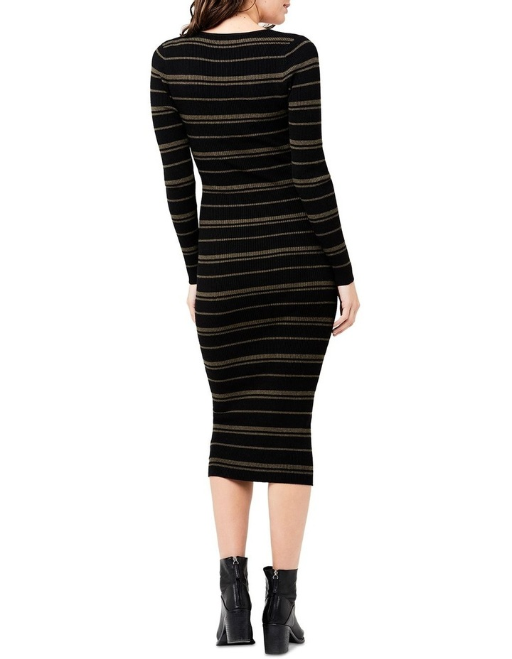 Jenna Rib Knit Dress image 4