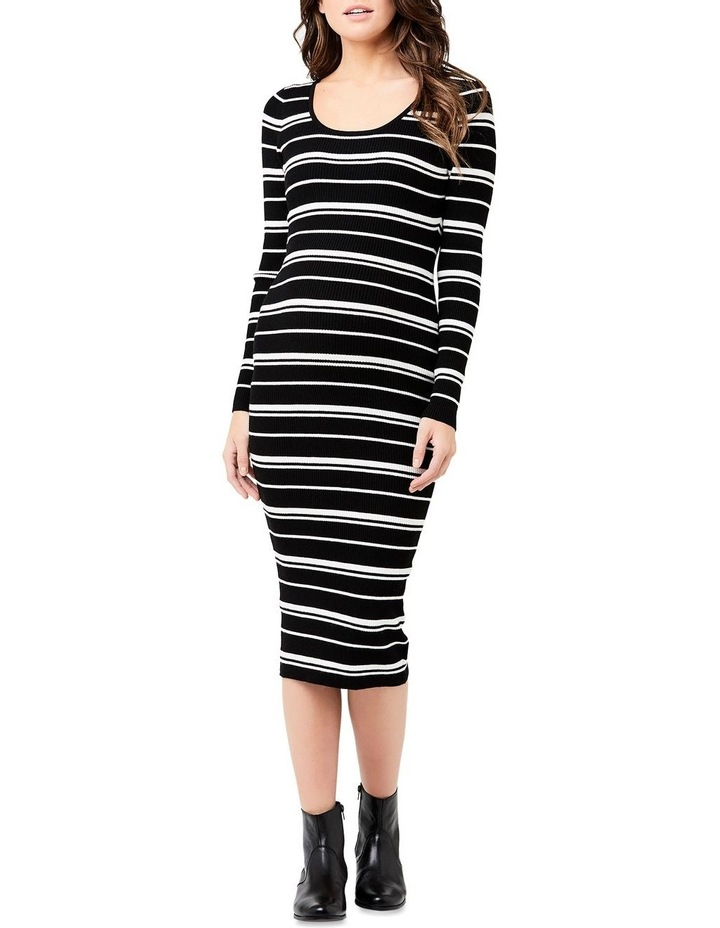 Jenna Rib Knit Dress image 1