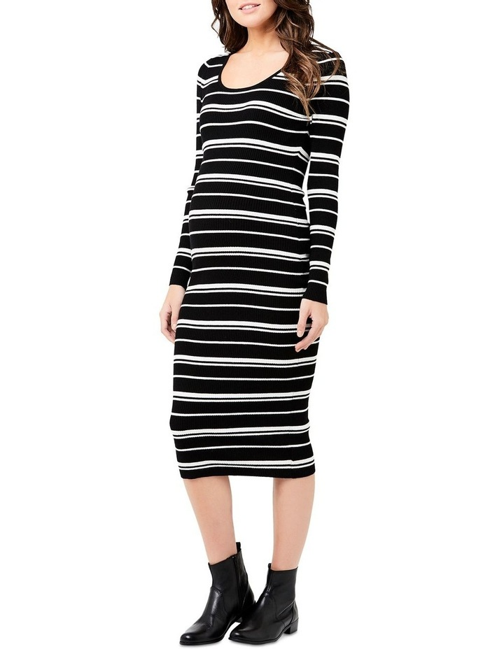 Jenna Rib Knit Dress image 2