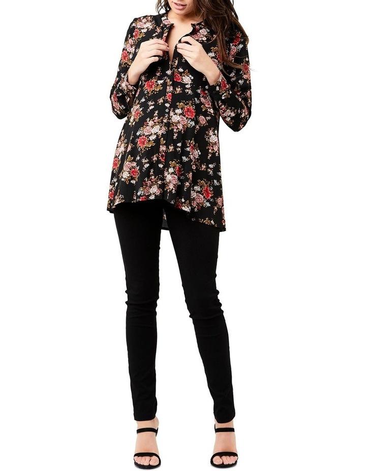 Karla Peplum Shirt image 2