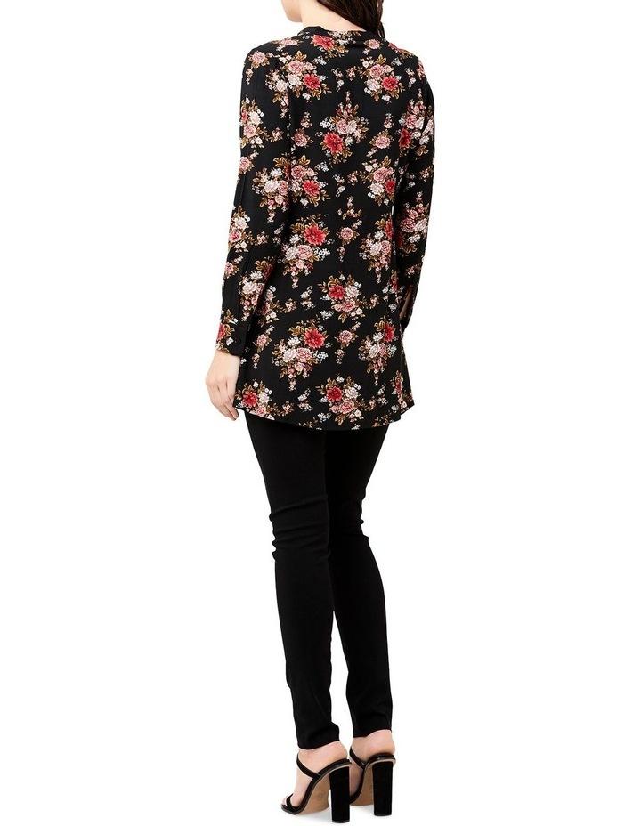 Karla Peplum Shirt image 4