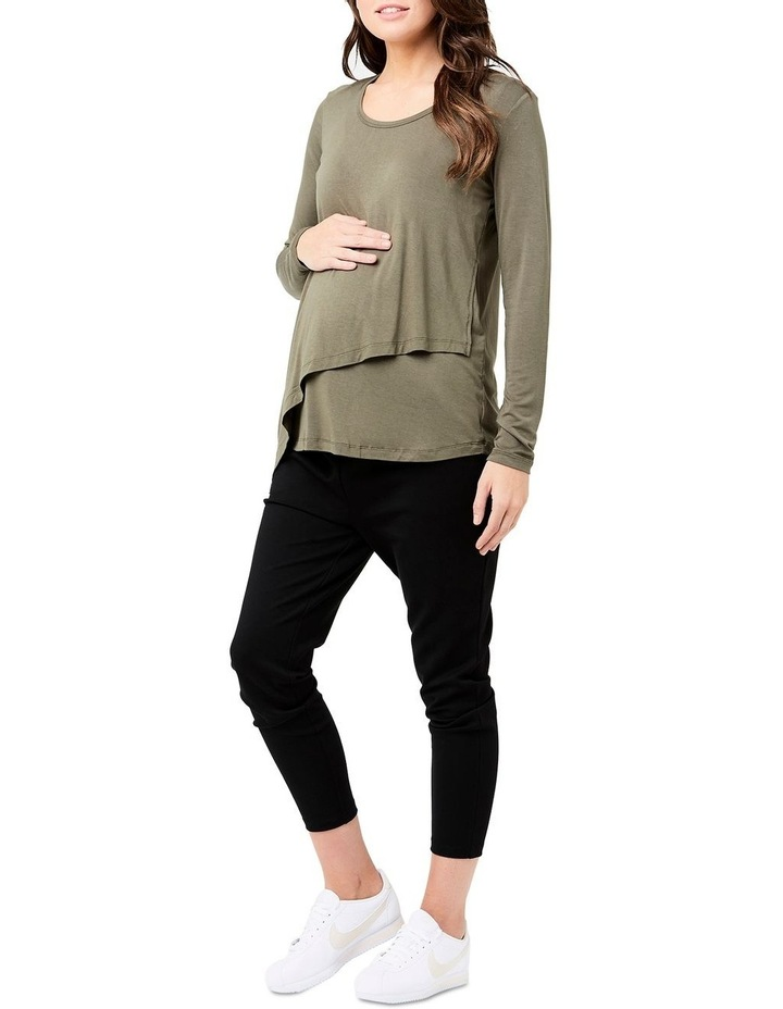 Long Sleeve Lara Nursing Tee image 3