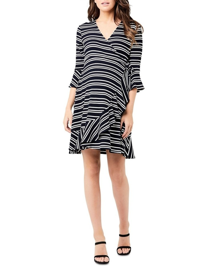 Polly Wrap Dress image 1
