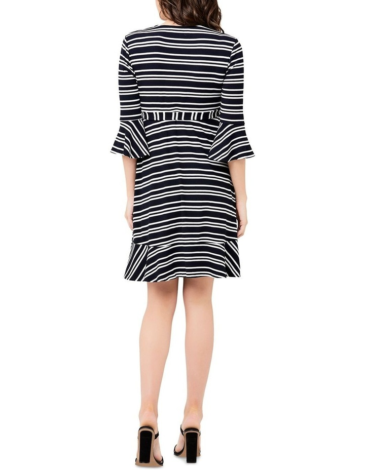 Polly Wrap Dress image 4