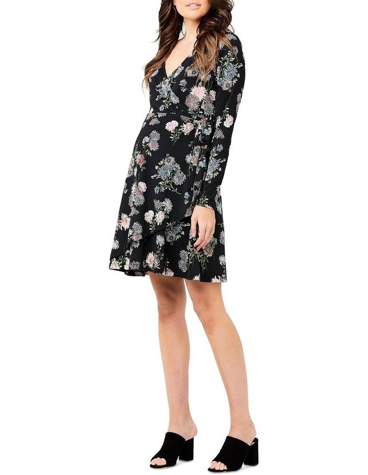 Posy Wrap Dress image 2