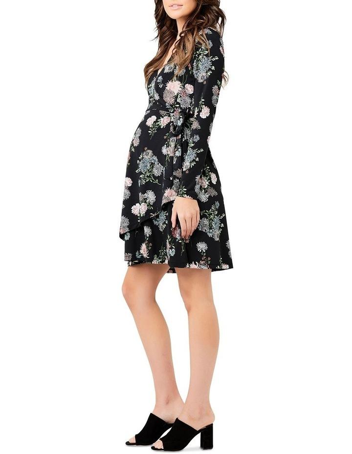 Posy Wrap Dress image 3