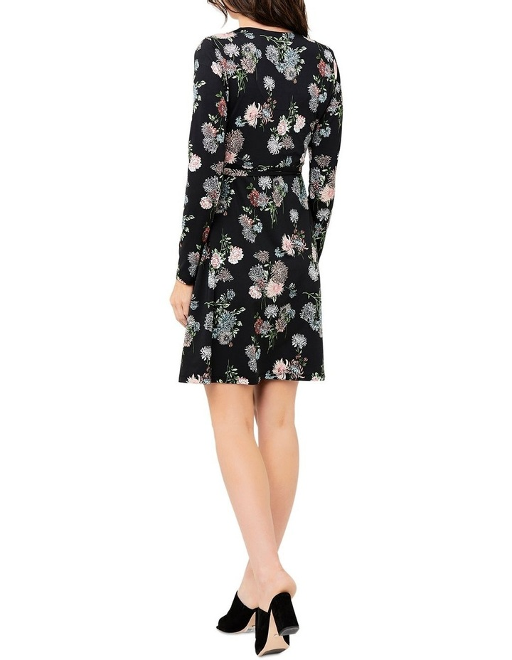 Posy Wrap Dress image 4