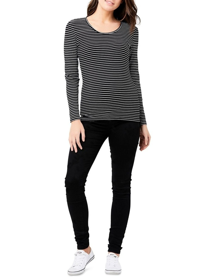 Round About Stripe Tee image 1