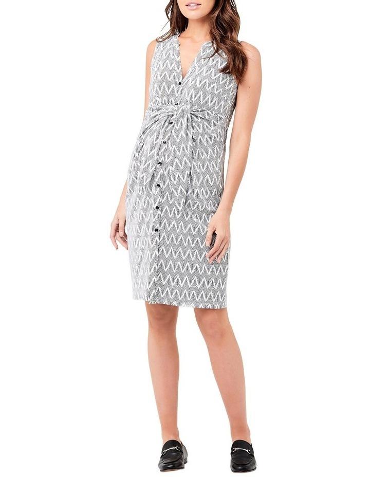 Chevron Caress Dress image 1