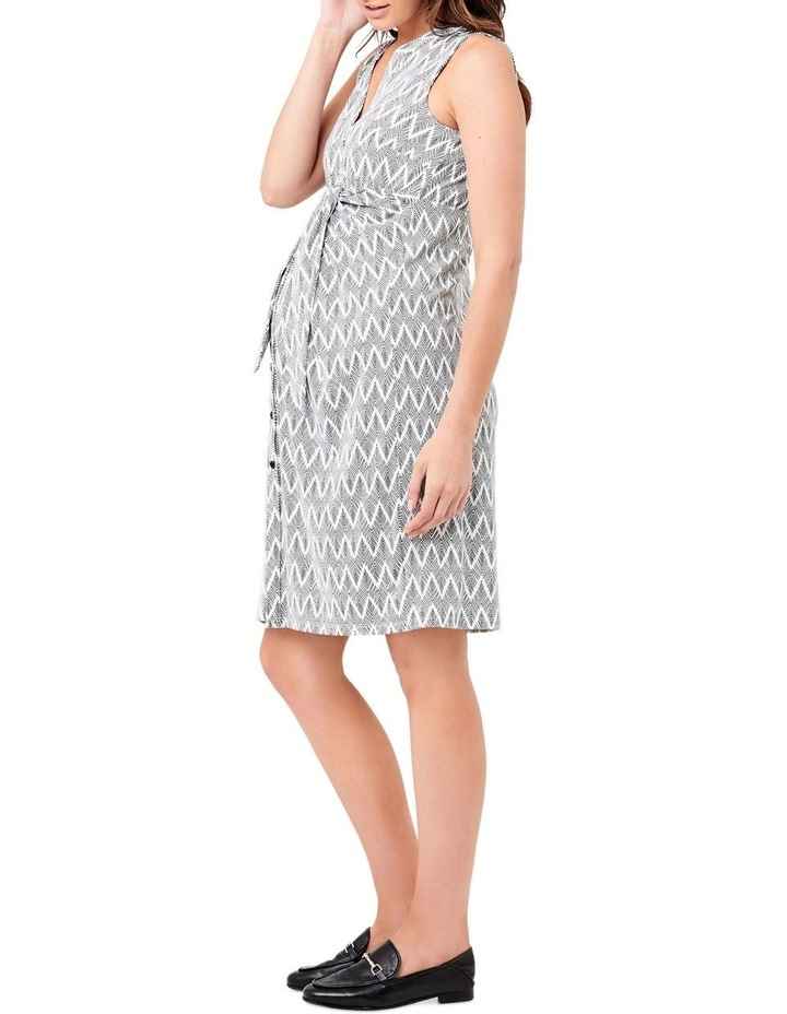 Chevron Caress Dress image 2