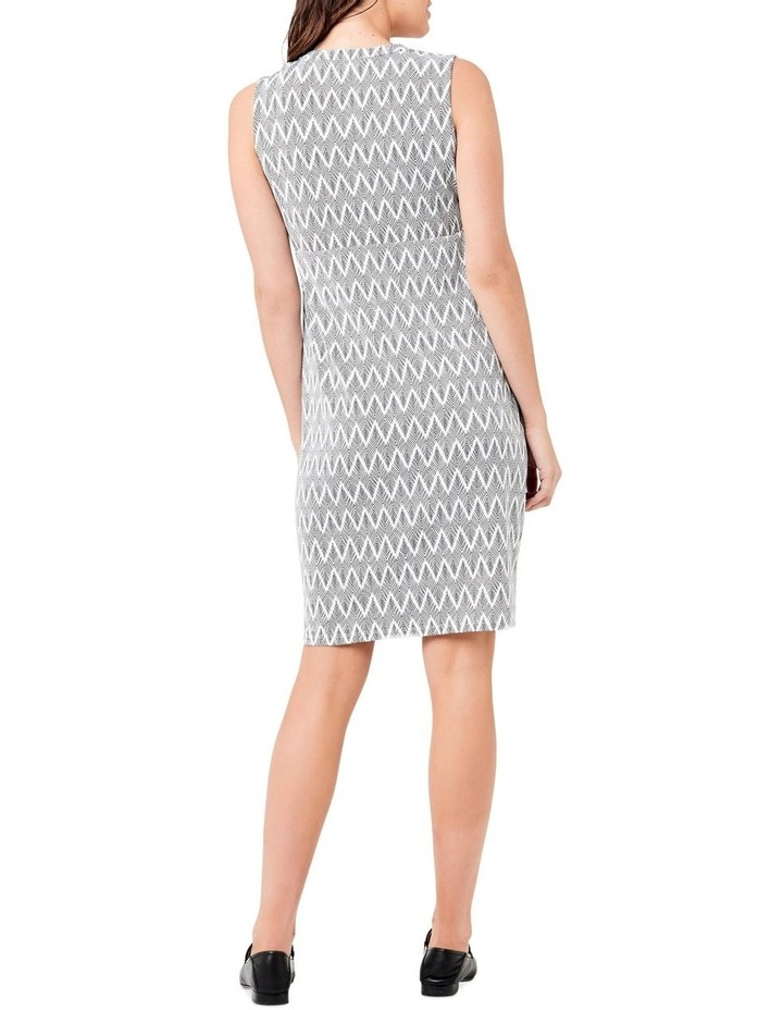 Chevron Caress Dress image 3