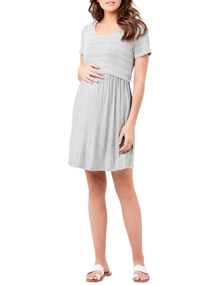 Crop Top Nursing Dress image 1