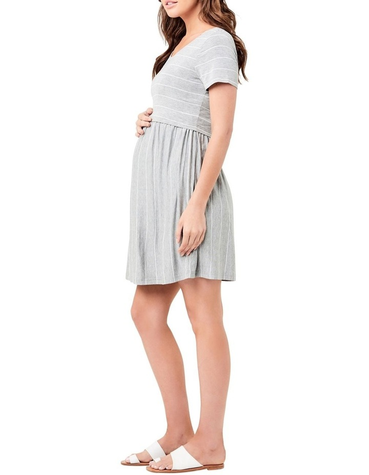 Crop Top Nursing Dress image 2