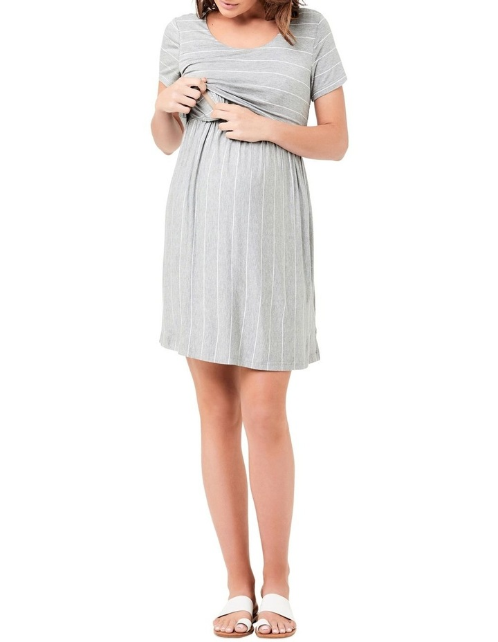 Crop Top Nursing Dress image 4