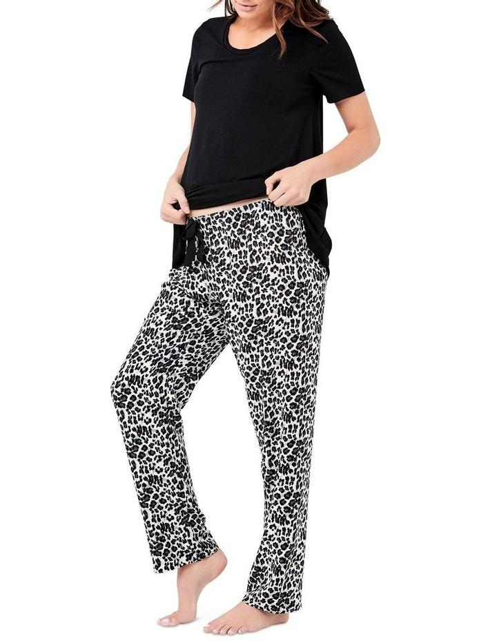 Leopard Sleep Pant image 3