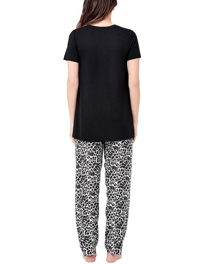 Leopard Sleep Pant image 4