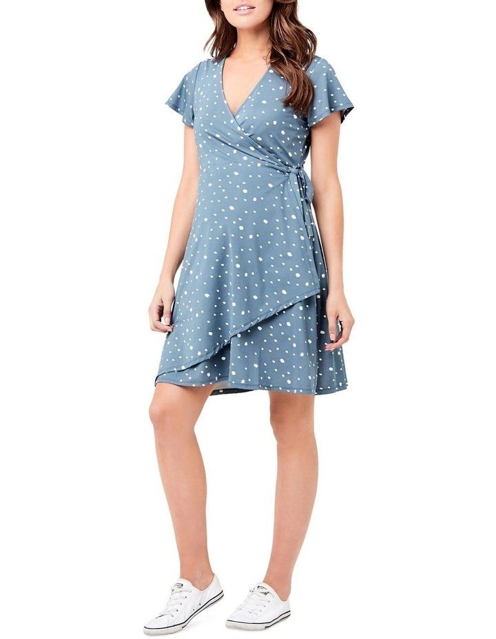 Liv Wrap Dress image 1