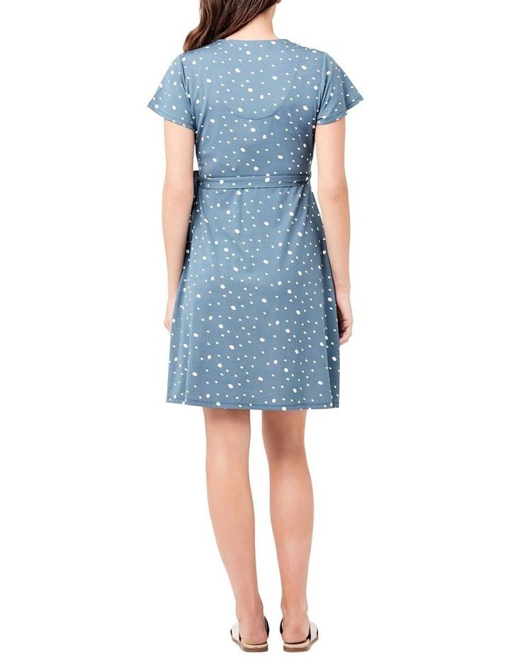 Liv Wrap Dress image 4