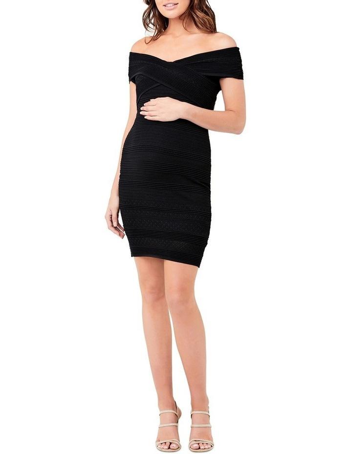 Pointelle Knit Dress image 1