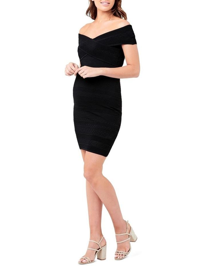 Pointelle Knit Dress image 2