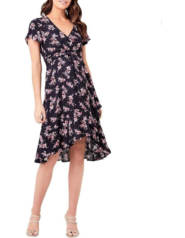 Rosa Tie Front Dress image 1
