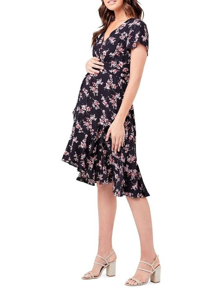 Rosa Tie Front Dress image 2