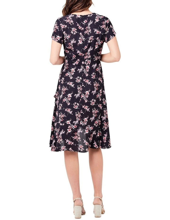 Rosa Tie Front Dress image 3