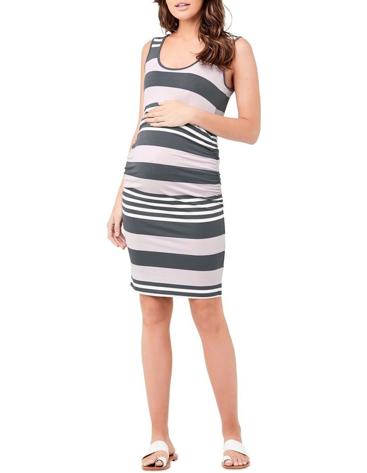 Stripe Nursing Dress image 1