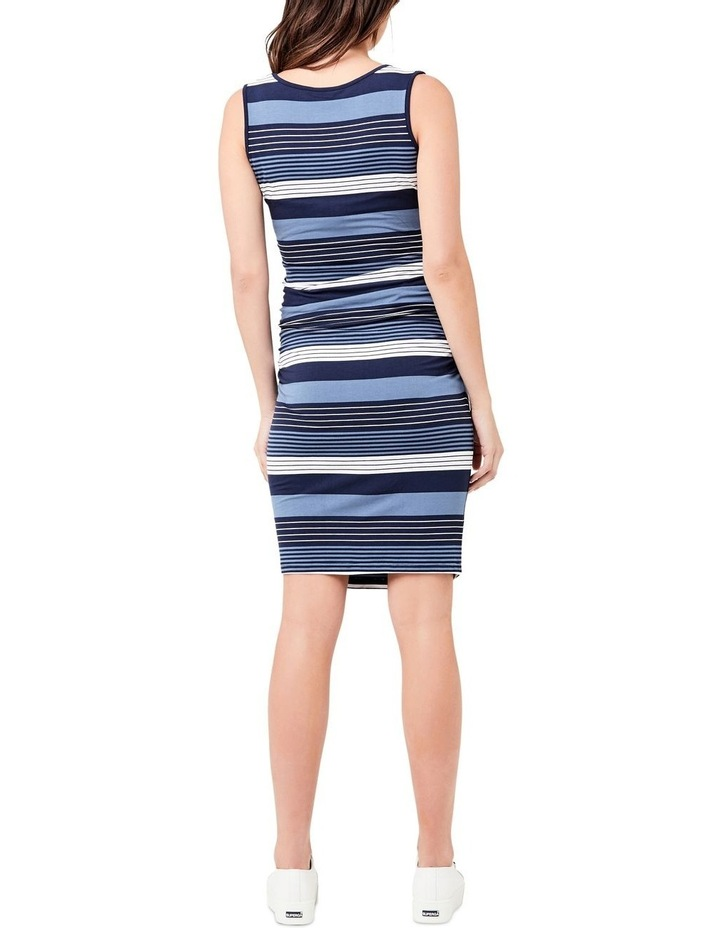 Stripe Nursing Dress image 3