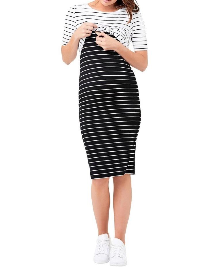 Twisted Nursing Dress image 4